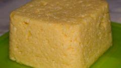 Как приготовить домашний обезжиренный сыр