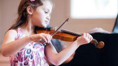 Как выбрать скрипку ребенку