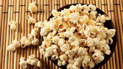Как приготовить попкорн в мультиварке