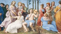 Древнегреческие музы