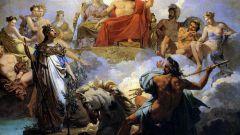 Символика древнегреческих богов