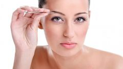 How to remove irritation after plucking eyebrows
