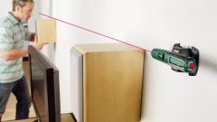 Как пользоваться лазерным уровнем