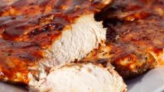 Как запечь куриные грудки