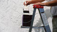Как снять краску с гипсокартона