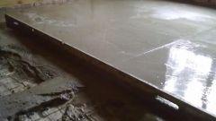 Как замесить цемент