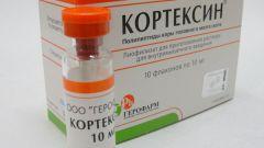 Кортексин: инструкция к применению