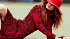 Мода на красный