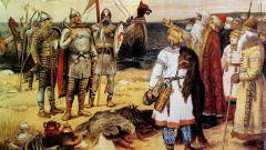 Как образовалась Древняя Русь