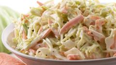 Рецепт соуса для салата коул-слоу