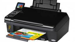 Why the printer prints streaks