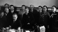 Условия пакта о ненападении от 1939 года