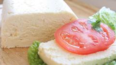 Блюда с адыгейским сыром
