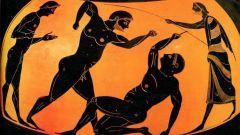 Как награждали античных Олимпийских победителей