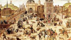 Что произошло в Варфоломеевскую ночь