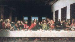Как нарисовать фреску