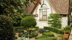 Как красиво оформить сад
