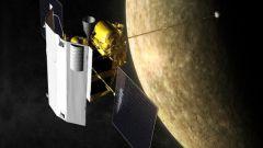 Искусственный спутник Меркурия