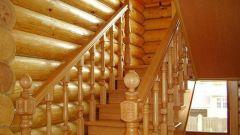Деревянная лестница: какую породу выбрать