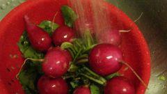 Как промыть овощи и фрукты