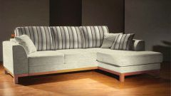 How to clean glue from the upholstery of the sofa