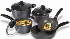 Как выбрать качественную посуду