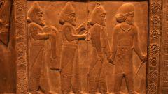 Как сделать барельеф в древнеегипетском стиле
