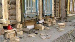 С чего начать восстановление старого дома