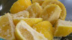 Как засолить лимоны