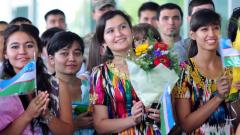 Положение женщины в Узбекистане