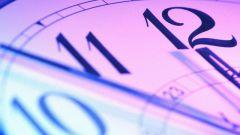Почему переводят часы