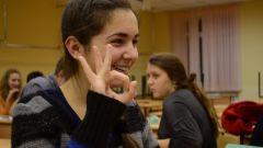Как общаются глухонемые