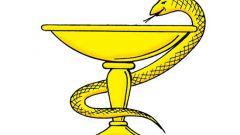 Как возник символ медицины — змея, обвивающая кубок