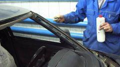 Как заменить лобовое стекло на ВАЗе