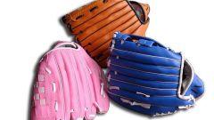 Как выбрать бейсбольную перчатку