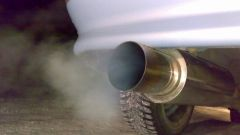 Why shoots in the muffler