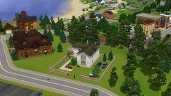 Как добавить скачанный дом в симс 3