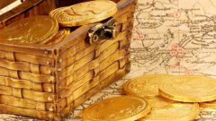 What to do if you found a treasure