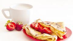 Как снизить калорийность блинов