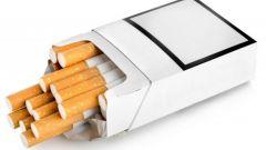 Почему на пачке сигарет фото ампутированной ноги