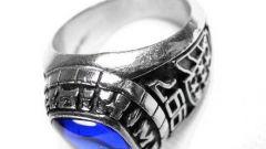 Как вставить в кольцо выпавший камень