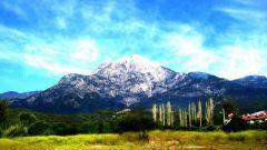 Какие горы есть в Турции