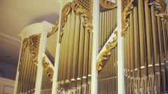 Как научиться играть на органе