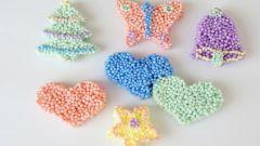 Как сделать шариковый пластилин