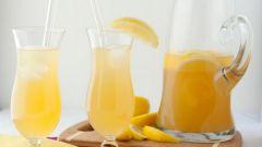 Как сделать лимонад Fanta в домашних условиях