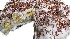 Как приготовить заварной торт Дамские пальчики