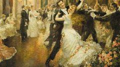 Что танцевали на балах в старину