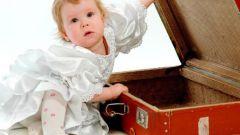 Что должен уметь ребенок в год