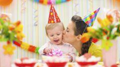 Как отметить первый день рождения ребенка