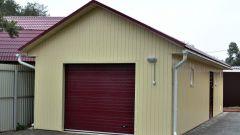 Как построить гараж самому